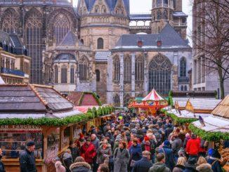 Weihnachtsmarkt Aachen